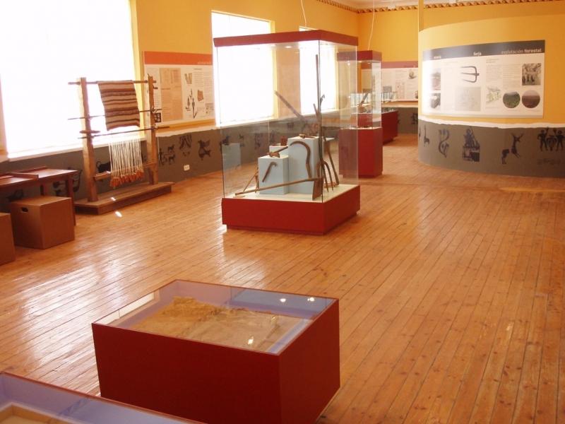 Centro de interpretación cultura ibérica en Oliete