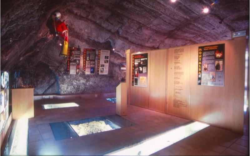 Centro de Interpretación de Arte Rupestre Antonio Beltrán de Ariño. 2012